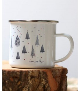 TAZA DE METAL WINTER