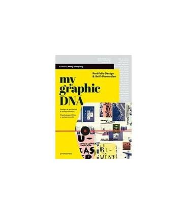 MY GRAPHIC DNA (PORTFOLIO DESIGN AND SELF PROMOTION)