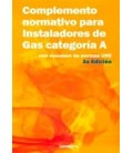 COMPLEMENTO NORMATIVO PARA INSTALADORES DE GAS CATEGORIA A 3ED