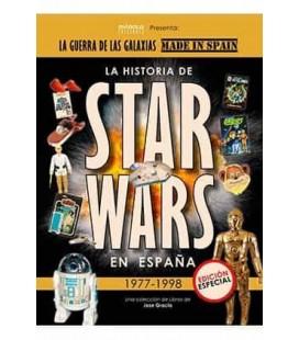 HISTORIA DE STAR WARS EN ESPAÑA 1977 1998 3 VOLUMENES