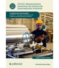 MANTENIMIENTO PREVENTIVO DE SISTEMAS DE AUTOMATIZACION INDUSTRIAL