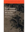 CONQUISTADOR DEL MUNDO EL VIDA DE GENGIS KAN