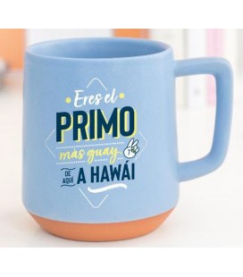 TAZA ERES EL PRIMO MAS GUAY DE AQUI A HAWAI