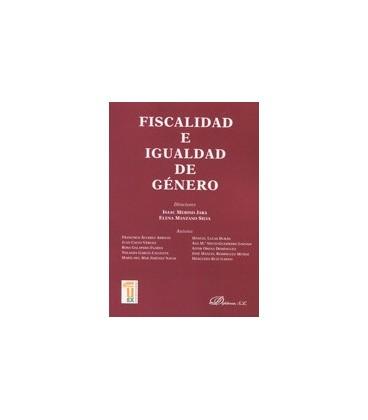 FISCALIDAD E IGUALDAD DE GENERO