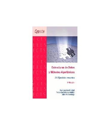 ESTRUCTURAS DE DATOS Y M ALGORITMICOS 213 EJERCICIOS