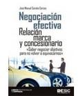 NEGOCIACION EFECTIVA (RELACION MARCA Y CONCESIONARIO)