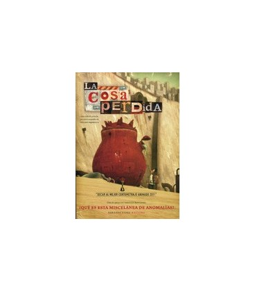 COSA PERDIDA (DVD+GUIA DE CAMPO)