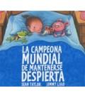 CAMPEONA MUNDIAL DE MANTENERSE DESPIERTA