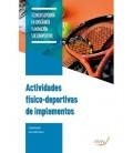 ACTIVIDADES FISICO DEPORTIVAS DE IMPLEMENTOS CFGS