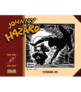 JOHNNY HAZARD 1963 1964