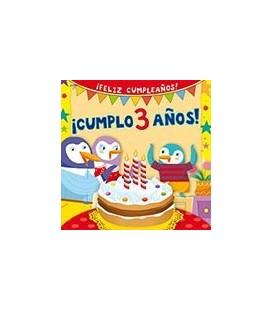 CUMPLO 3 AÑOS !