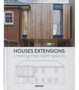 HOUSES EXTENSIONS CREATING NEW OPEN SPACES