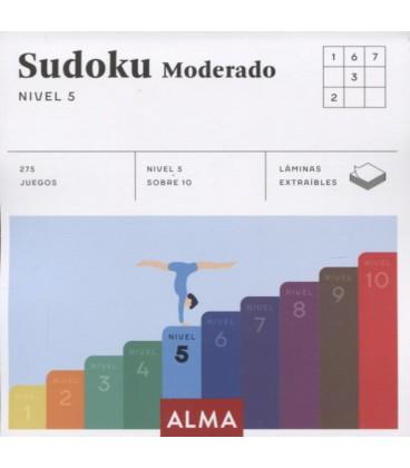 SUDOKU MODERADO