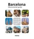 BARCELONA MONUMENTAL GUIDE (INGLES ESPAÑOL)