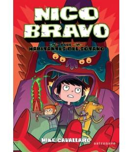NICO BRAVO Y LOS HABITANTES DEL SOTANO (NICO BRAVO 02)