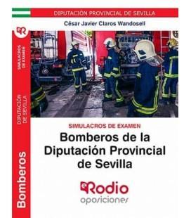 BOMBEROS DIPUTACION PROVINCIAL DE SEVILLA SIMULACROS DE EXAMEN