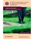 CARACTERIZACION Y CONTROL DE PLAGAS EN AREAS EDIFICADAS Y AJARDINADAS