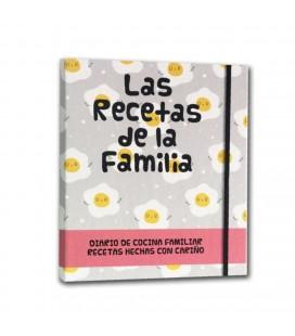 LIBRO DE RECETAS DE LA FAMILIA HUEVOS
