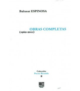 OBRAS COMPLETAS (1962-2011)