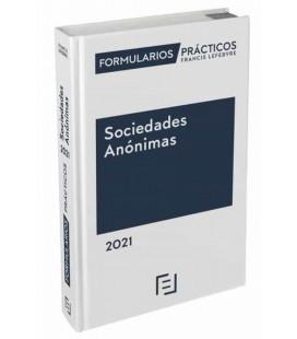 FORMULARIOS PRACTICOS SOCIEDADES ANONIMAS 2021