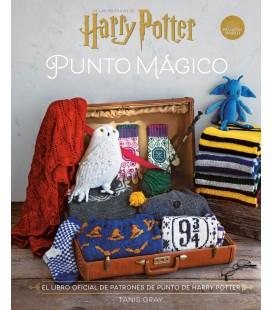HARRY POTTER PUNTO MAGICO EL LIBRO OFICIAL DE PATRONES DE HARRY POTTER