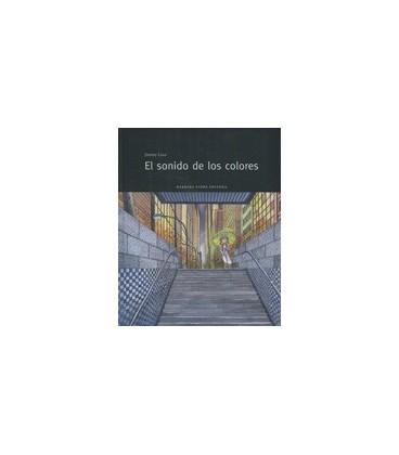 SONIDO DE LOS COLORES (CARTONE)