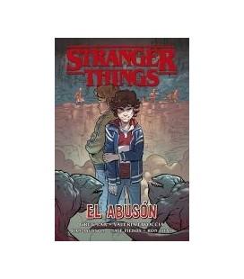 STRANGER THINGS 02 EL ABUSON