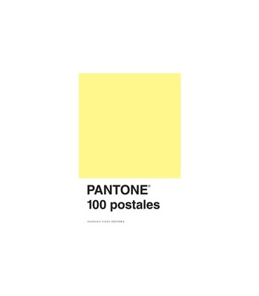 PANTONE 100 POSTALES