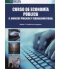 CURSO DE ECONOMIA PUBLICA II INGRESOS PUBLICOS Y FEDERALISMO FISCAL