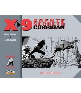 AGENTE SECRETO X-9 (1972-1974)