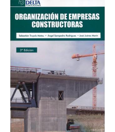 ORGANIZACION DE EMPRESAS CONSTRUCTORAS