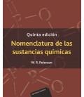 NOMENCLATURA DE LAS SUSTANCIAS QUIMICAS 5 ED