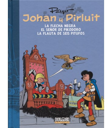 JOHAN Y PIRLUIT 03 LA FLECHA NEGRA SEÑOR PIKODORO