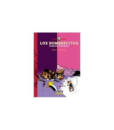 HOMBRECITOS INTEGRAL 01 1967 1970 PRIMERAS HISTORIAS