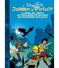 JOHAN Y PIRLUIT 06 HORDA CUERVO + TROVADORES ROCAPICO + PITUFADORES
