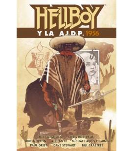 HELLBOY 24 HELLBOY Y LA AIDP 1956