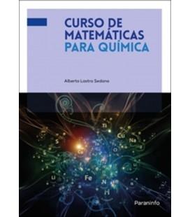 CURSO DE MATEMATICAS PARA QUIMICAS
