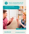 USUARIO BASICO DE LSE NIVEL DE COMPETENCIA A1 Y A2 SSCG0112
