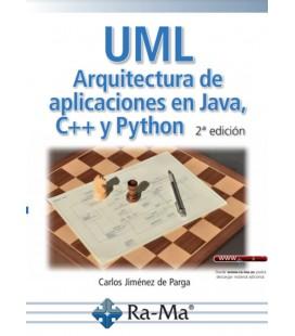 UML ARQUITECTURA DE APLICACIONES EN JAVA C++ Y PYTHON 2 ED