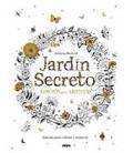 JARDIN SECRETO EDICION PARA ARTISTAS LAMINAS PARA COLOREAR Y ENMARCAR