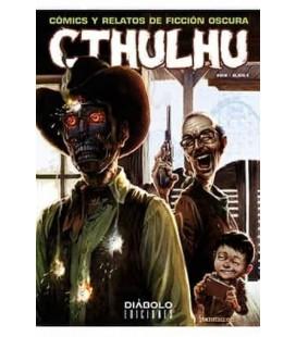 CTHULHU 24 ESPECIAL CIENCIA FICCION