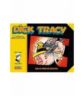 DICK TRACY 1946-1947 - BAJO EL PODER DE INFLUENCIA
