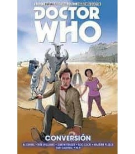 11 DOCTOR WHO 3: CONVERSION