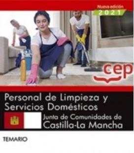 PERSONAL DE LIMPIEZA Y SERVICIOS DOMESTICOS CASTILLA MANCHA TEMARIO 01