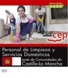 PERSONAL DE LIMPIEZA Y SERVICIOS DOMESTICOS CASTILLA LA MANCHA TEST