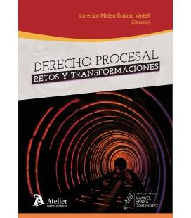 DERECHO PROCESAL: RETOS Y TRANSFORMACIONES