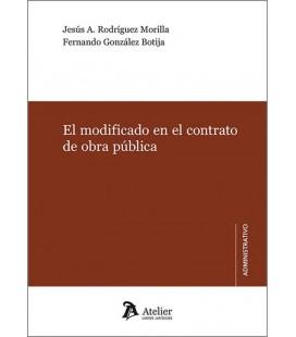 EL MODIFICADO EN EL CONTRATO DE OBRA PUBLICA.