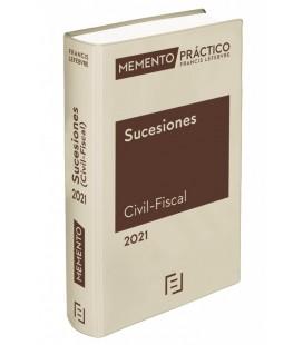 MEMENTO SUCESIONES (CIVIL-FISCAL) 2021