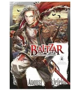 BALTZAR: EL ARTE DE LA GUERRA 04
