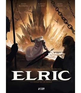 ELRIC 04 LA CIUDAD DE LOS DIOSES